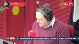 RTL INFO sur Bel RTL : RTL Info 18h du 15/10