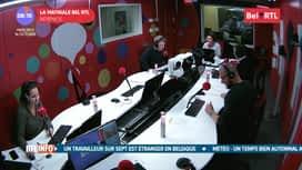 La matinale Bel RTL : En visite officielle... (16/10/19)