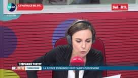 La matinale Bel RTL : RTL Info 8h du 16/10