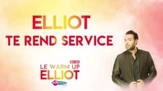 Le Warm-up d'Elliot : ELLIOT TE REND SERVICE -  UNE PUB POUR FLO LE DJ