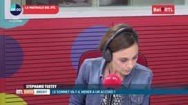 RTL INFO sur Bel RTL : RTL Info 8h du 17/10