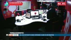 RTL INFO sur Bel RTL : RTL Info 13h du 16/10