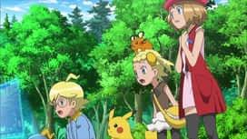 Pokemon : 25-Un combat pour la recherche !