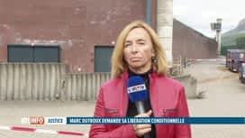 RTL INFO 13H : Faut-il établir un nouveau profil psychiatrique de Marc Dutroux ?