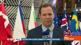 RTL INFO 13H : Brexit : Jean-Claude Juncker annonce un projet d'accord sur Twitter