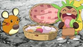 Pokemon : 24-De nouveaux amis et des bandits de longue date !