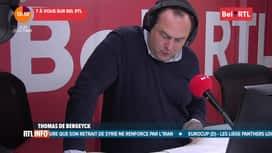 RTL INFO sur Bel RTL : RTL Info 13h du 17/10