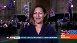 RTL INFO 19H : Accord sur le Brexit: les dernières infos en direct de Londres