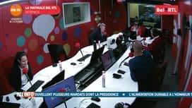 La matinale Bel RTL : Content de te dire adieu...(18/10/19)