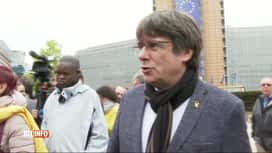 RTL INFO 13H : Carles Puigdemont a été entendu par la justice belge ce matin