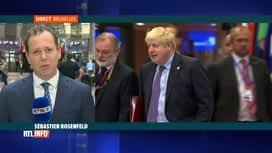 RTL INFO 13H : Syrie et accord sur le Brexit au menu du sommet européen à Bruxelles