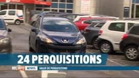 RTL INFO 19H : Nethys: perquisitions chez Stéphane Moreau et François Fornieri