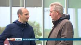 RTL INFO 19H : Perquistions dans l'affaire Nethys: réactions à Liège
