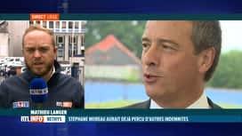 RTL INFO 13H : Les managers de Nethys licenciés avaient touché des compensations