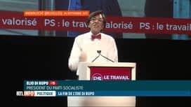 RTL INFO 13H : Retour sur la carrière d'Elio Di Rupo
