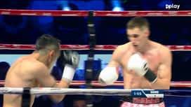 Boxe : Antoine Vanackère VS Nicolas Barrales