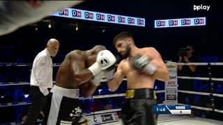 Boxe : Hovo Martirosyan VS Jean-Pierre Habiman