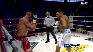 Boxe : Ryad Merhy VS Imre Szello