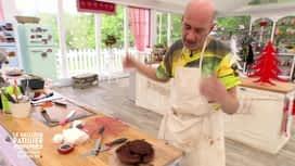 Le meilleur pâtissier : Le gâteau de Mohamed se casse lors du démoulage