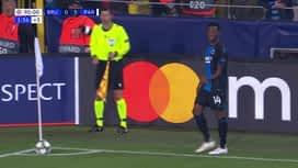 Champions League : FC Bruges - PSG : 2ème mi-temps
