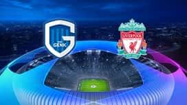 Champions League : 23/10: Genk - Liverpool