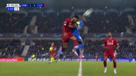 Champions League : 23/10: Genk - Liverpool: 2ème mi-temps