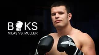Boks: Milas vs. Muller