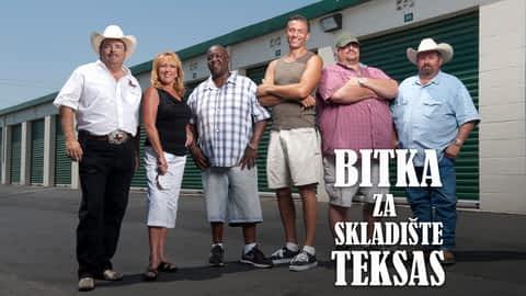 Bitka za skladište: Teksas en replay