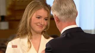 Elisabeth, notre future Reine