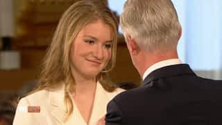 Elisabeth, les 18 ans d'une future Reine : Elisabeth, notre future Reine