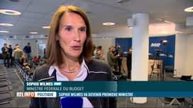 RTL INFO 13H : Qui est Sophie Wilmès, notre future Première ministre?