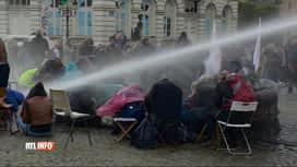 RTL INFO 13H : Extinction Rebellion veut porter plainte contre Bruxelles-Ville