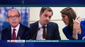 RTL INFO 13H : Sophie Wilmès Première ministre: l'analyse de Pascal Delwit
