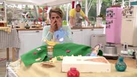 Le meilleur pâtissier : Sophie en larmes après une épreuve