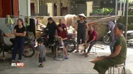 RTL INFO 13H : 39 morts dans un camion en GB: l'angoisse de familles vietnamiennes