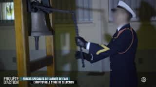 Enquête d'Action : Forces spéciales de l'armée de l'air : l'impitoyable stage de sélection