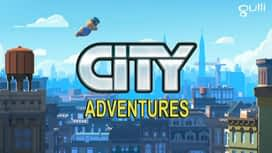 City Adventures les héros de la ville : Évasion