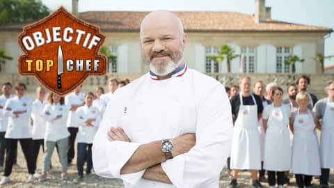 Objectif Top Chef en replay