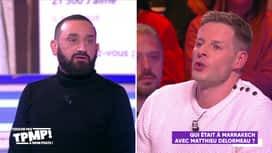 Touche pas à mon poste : Mathieu Delormeau explique pourquoi il ne peut pas révéler l'identi...