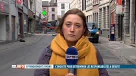 RTL INFO 13H : Effondrement dans une maison à Mons : les dernières infos en direct