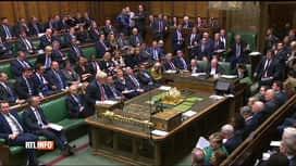 RTL INFO 13H : Les députés britanniques approuvent la tenue d'élections anticipées