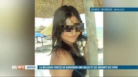 RTL INFO 13H : L'État belge doit rapatrier une mère belge et ses 2 enfants de Syrie