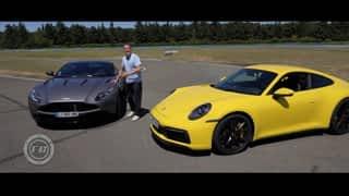 James Bond aurait dû rouler en Porsche