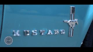 Ford Mustang 1967, la plus belle de toutes !