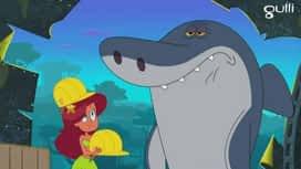 Zig et Sharko : Une sirène charitable