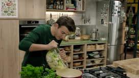 Loïc, fou de cuisine : Soupe blanche de chou-fleur et lotte