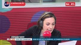 RTL INFO sur Bel RTL : RTL Info 8h du 05/11