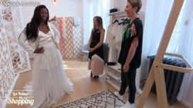 Les Reines du Shopping : Vous vous mariez avec de la dentelle : journée 4
