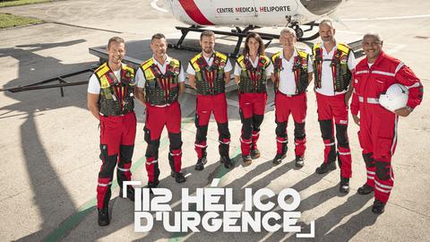 112, Hélico d'urgence