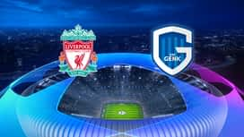Champions League : 05/11: Liverpool - Genk
